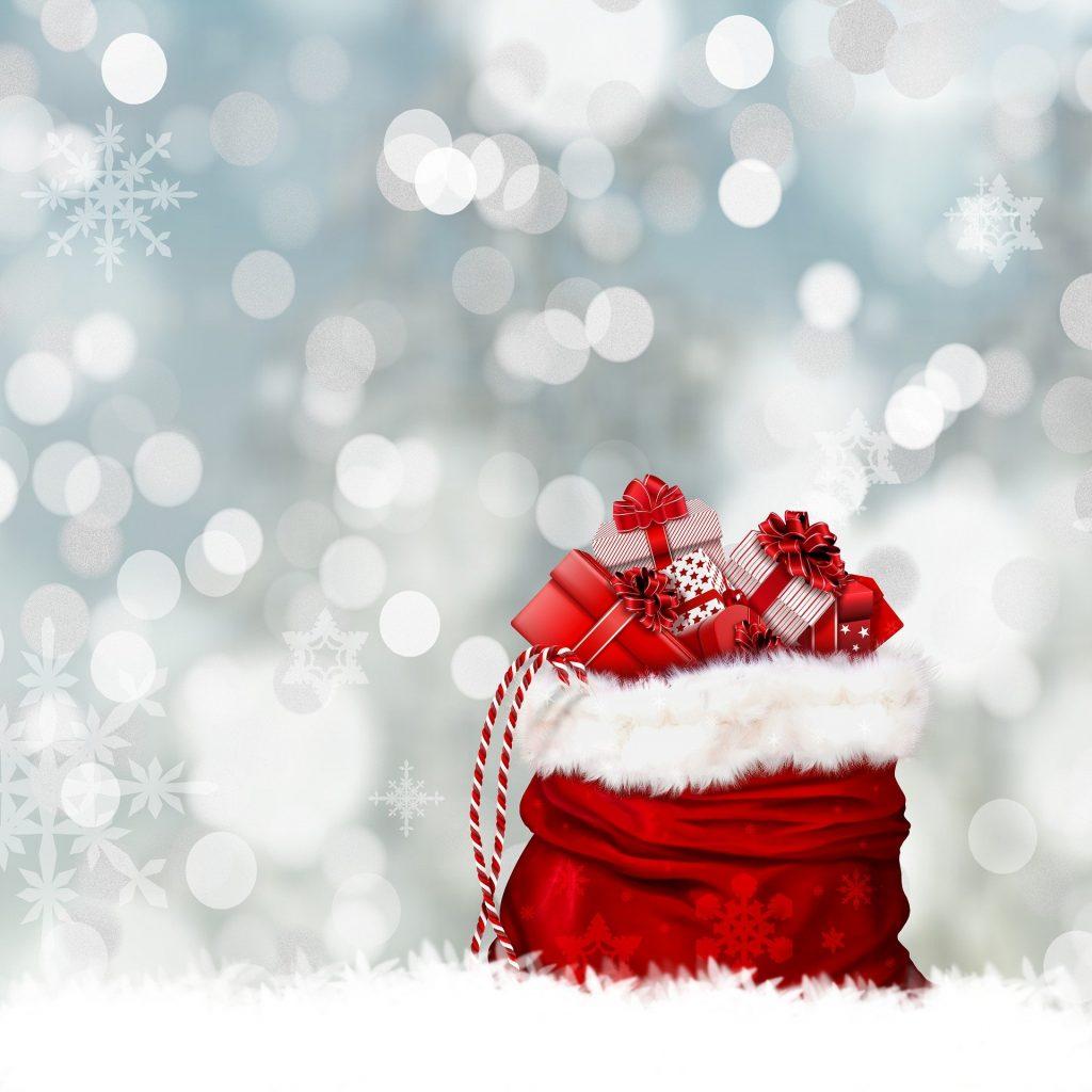 Générosité pour Noël 200