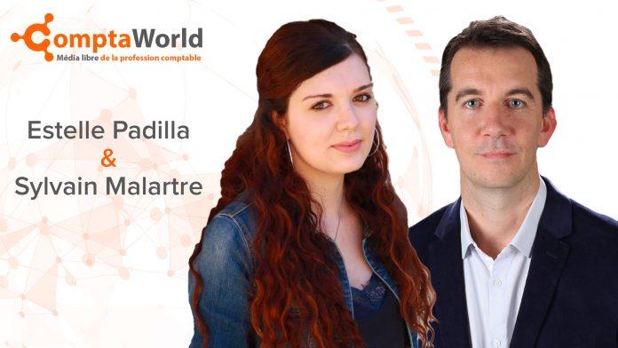 Estelle Padilla et Sylvain Malartre